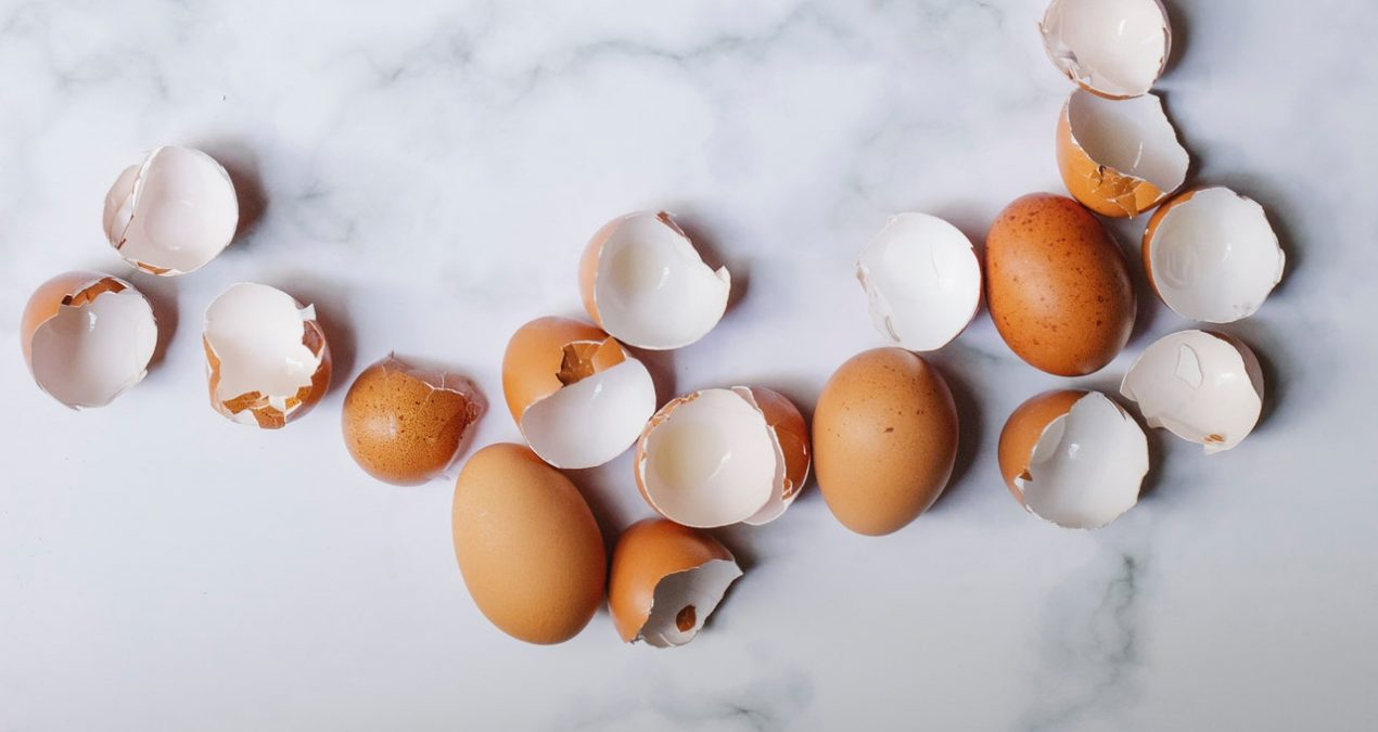 Cascas de ovo: 8 formas de aproveitá-las