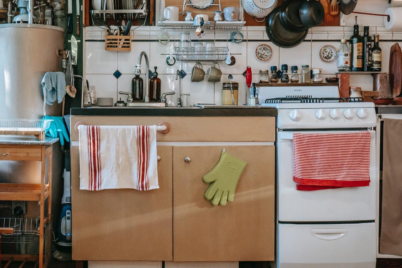 Cozinha de forma inteligente para reduzir a conta da luz