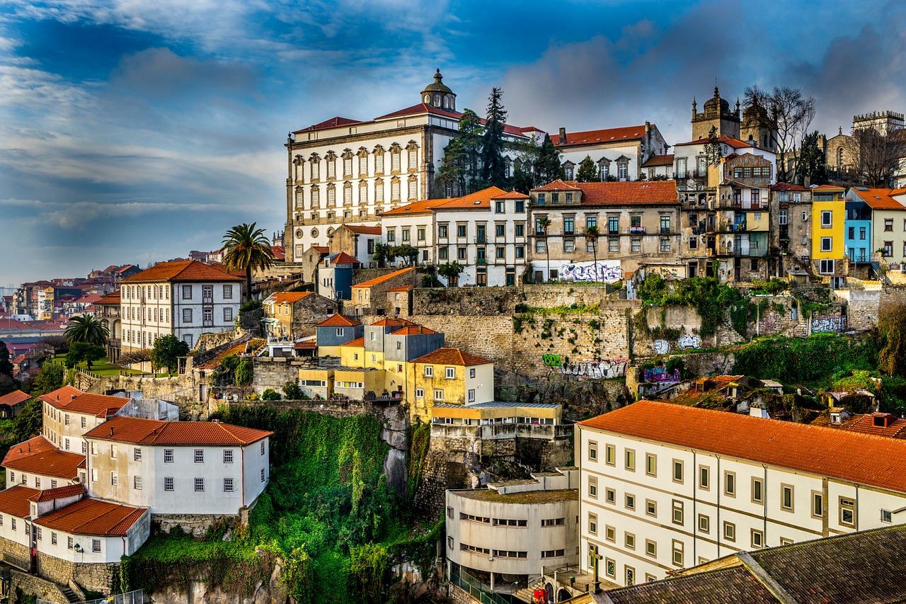 Escapadinha barata no Porto
