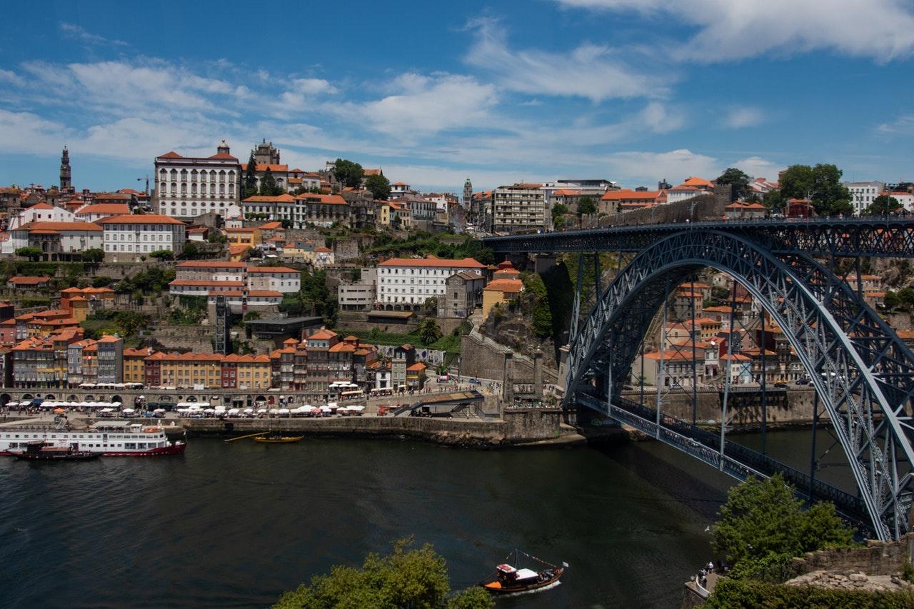 Escapadinha barata no Porto (Ponte D. Luís)
